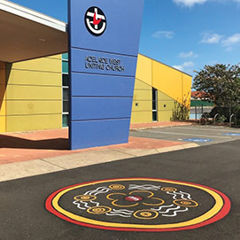 Uniting College is Harnessing the Sun